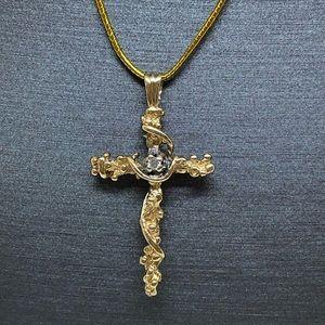 Estate Gold Cross